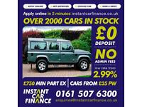Land Rover 110 Defender 2.2I D 2015MY County FINANCE FROM £163 PER WEEK