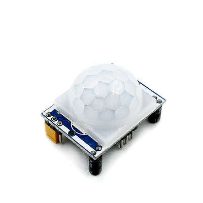 Quality Hc-sr501 Infrared Pir Motion Sensor Module For Arduino Raspberry Pib Od
