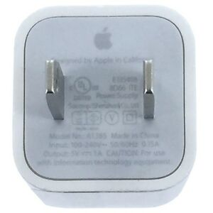 GENUINE APPLE USB WALL CHARGER ADAPTER FOR IPHONE, IPOD, IPAD Regina Regina Area image 6