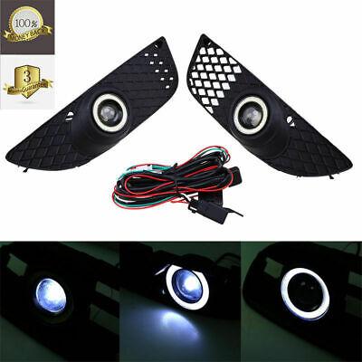 Best For 07-15 MITSUBISHI LANCER Fog Lights Driving Lamp Kit w/ switch