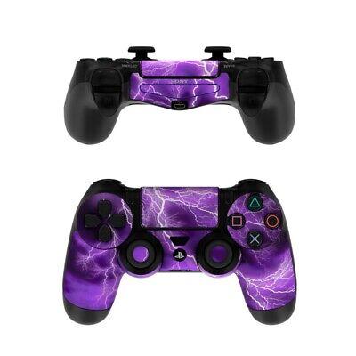 Sony PS4 Controller Skin Kit - Apocalypse Violet - DecalGirl
