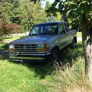 1991 Ford Ranger Coupé (2 portes)