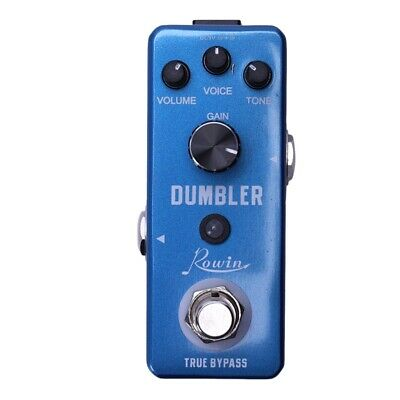 Rowin LEF-315 Analog Dumbler Guitar Effect Pedal,Provide You With Sound Ran P4N2