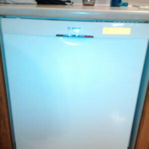 BOSCH Dishwasher for sale_White front