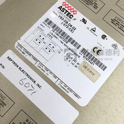 1pcs Used Astec Vs3-d8-d8-02 115230v 15a 5060400hz