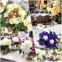 Wedding Decor•Bridal Packages•Church & Aisle•Rentals available
