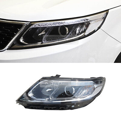 OEM Genuine Parts Front Head Light Lamp LH Assembly For KIA 2013-2014 Sorento R