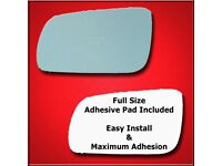 Mirror Glass Adhesive For 07-12 Acura Mdx Driver Side Replacement