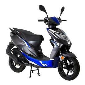 Lexmoto Echo + 50cc 50 Moped NEW STOCK!!// NO WAITING