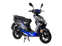 Lexmoto Echo + 50cc 50 Moped NEW STOCK!!