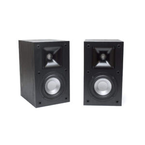 Klipsch Synergy B 10 Bookshelf Speakers Pair