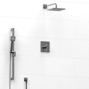 RIOBEL THERMOSTATIC 2-WAY SYSTEM WITH HAND SHOWER & SHOWER HEAD