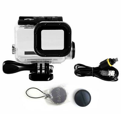 For GoPro Hero 5/6 Housing Accessory Waterproof Camcorder Protective Case Clear