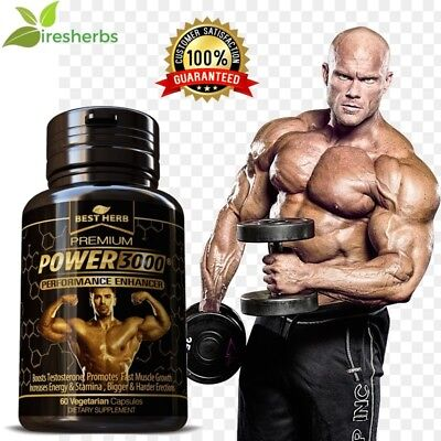 #1 BEST MALE PERFORMANCE ENHANCER TESTOSTERONE SUPPLEMENT TRIBULUS MUSCLE