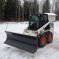 BOBCAT SERVICES  IN CARIBOO & CENTRAL B.C.