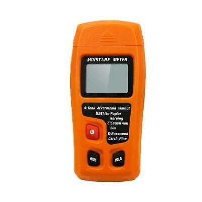 0-99.9 Handheld Humidity Tester Digital Wood Moisture Meter For Firewood Paper
