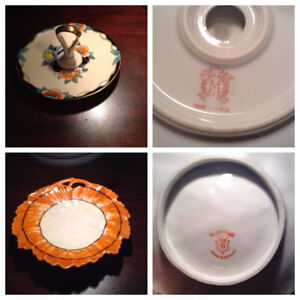 Antique Porcelain and China Collection Case Lot