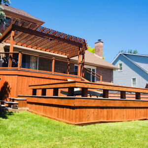 Deck Refinishing Services