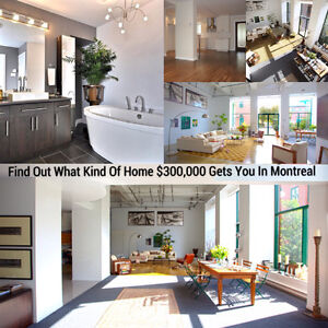 Find Out What Kind Of Home 300k Gets You In Montreal