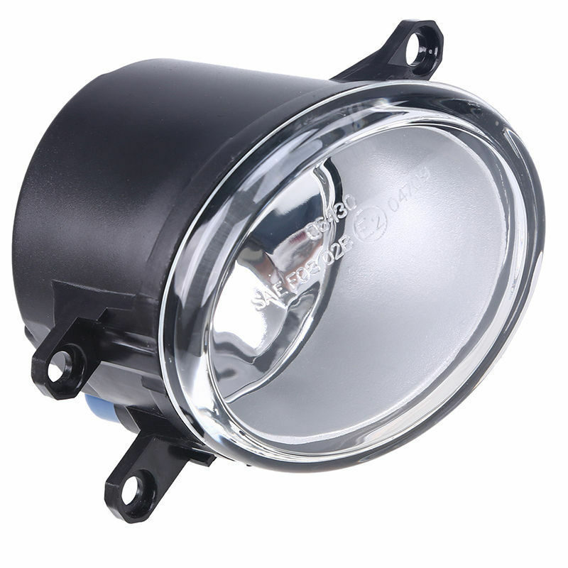 Clear Bumper Fog Light Bulb For Toyota Camry Corolla Yaris