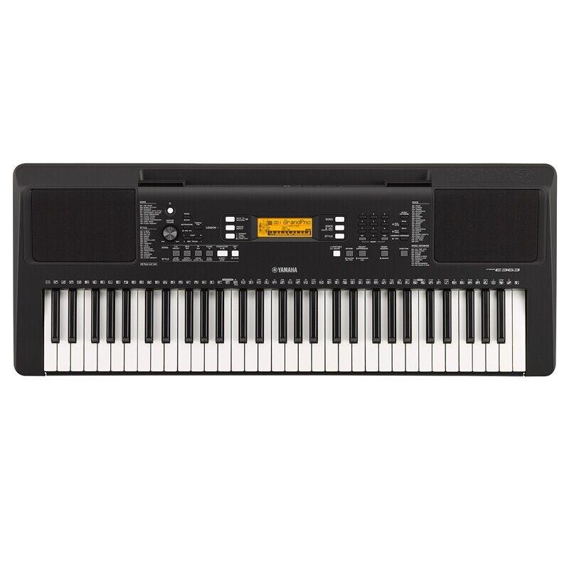 Yamaha PSRE363 Portable Keyboard - B-Stock Packaging