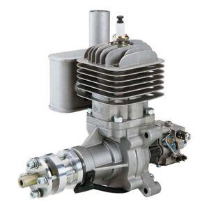 DLE-30 DLE Engines 30cc V2 Rear Carburetor 2-Stroke Gas Engine