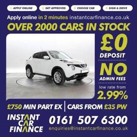Nissan Juke 1.5dCi Acenta Premium CREDIT PROBLEMS?? WE CAN HELP! 0161 507 6300
