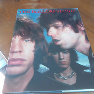 Book: The Rolling Stones, 1983 Kitchener / Waterloo Kitchener Area image 1