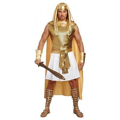 Pharaoh Costume Adult Egyptian Halloween Fancy - Pharaoh Halloween Costume