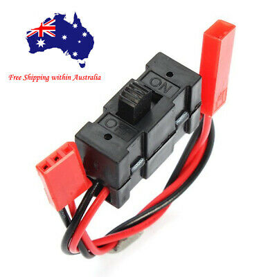 Car Parts - 16602 HSP On Off Power Switch for RC Car Boat Helicopter Spare Parts