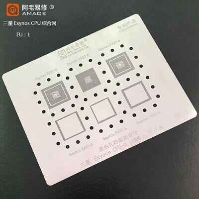 Reballing Stencil For Samsung Cpu Exynos Chip Solder Ball Reballingtin Plant Net