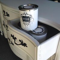 Superior Paint Co. now available at Superior Interiors Kelowna!!
