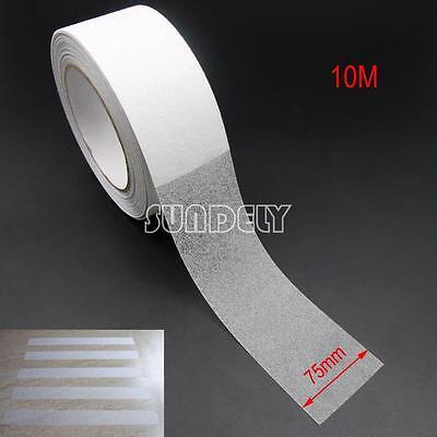 Transparent 3 Anti Slip Tape 33 Length Grip Adhesive Backed Non Slip Tape
