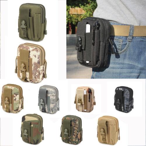 Taktische Hüfttasche Gürteltasche Camping Outdoor Wandern Military Pouch Wallet