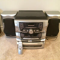 Emerson 4 in one stereo