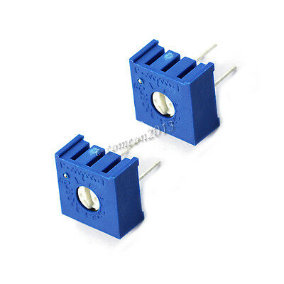 New 5pcs 3386 P Potentiometer 10310kmulti-turn Precision Adjustable Resistor