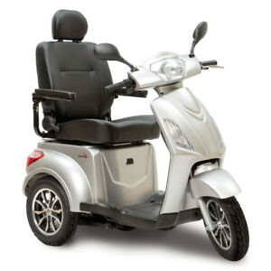 FAST Three Wheel Moblity Scooter for active Drivers