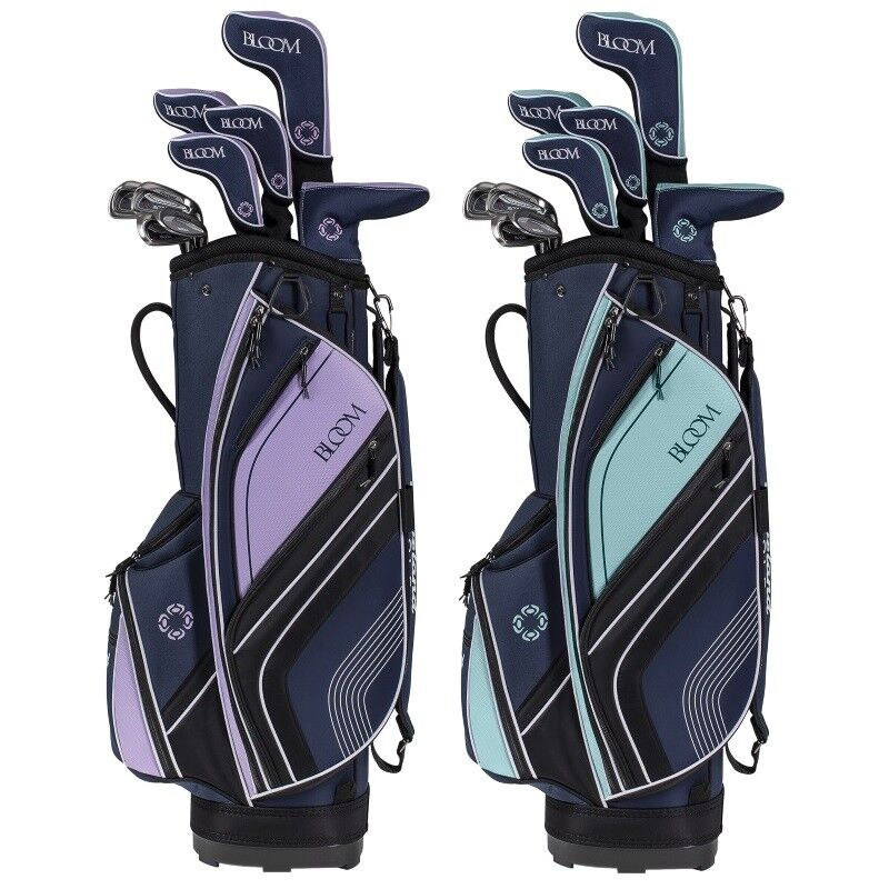 New 2019 Cleveland Bloom Women's Golf Package Set - Choose Y