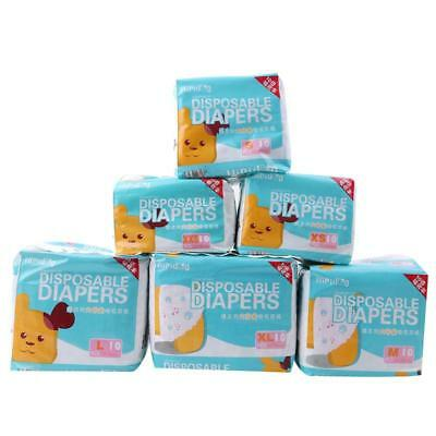 Pet Dog Puppy Cat Disposable Diaper Diapers Nappy Pads Paper Mat Underwear D ()
