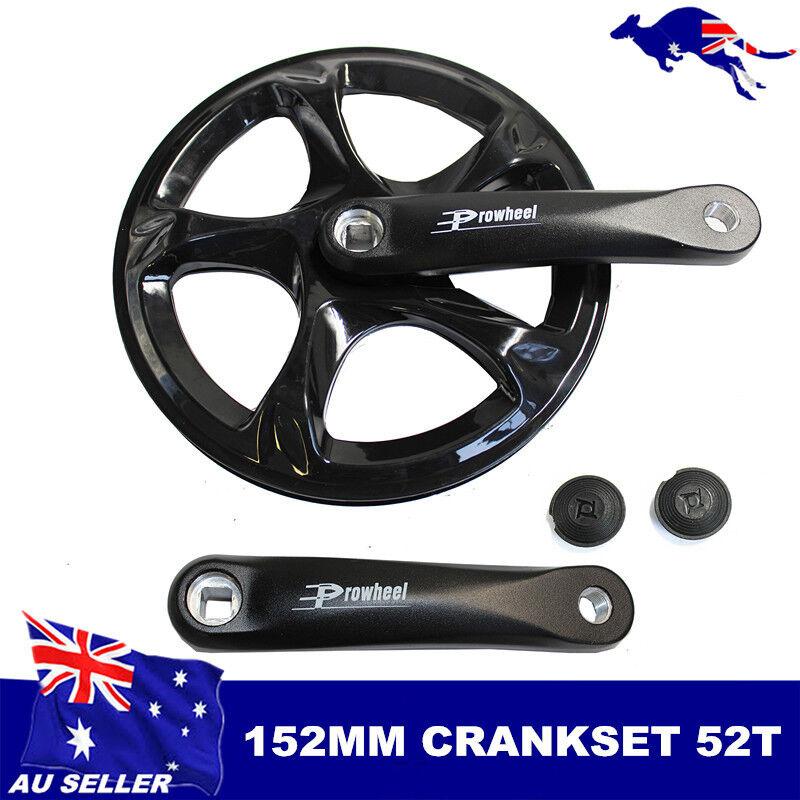 Prowheel Crankset 152mm Kids Bike 36 T Square Taper Crank