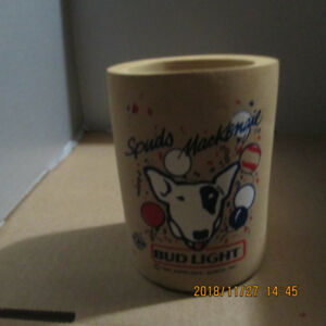 1987 SPUDS McKENZIE Bud Light Beer Can Coozie