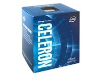 celeron g3900 socket 1151 boxed as new used for 10 mins