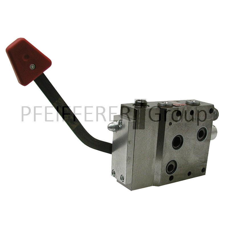 Dichtsatz Bosch SB7 DW Hydrauliksteuergerät Steuergerät MB Trac Hydraulik