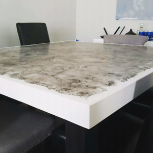 Tables built to last