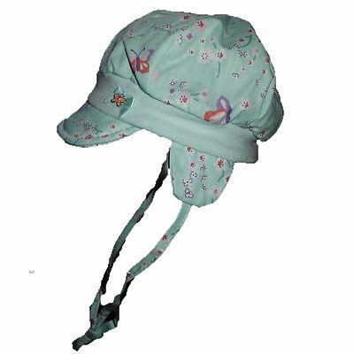 Döll Dolli Babymütze Mütze Sommermütze Bindemütze Mädchenmütze Kindermütze UV 20