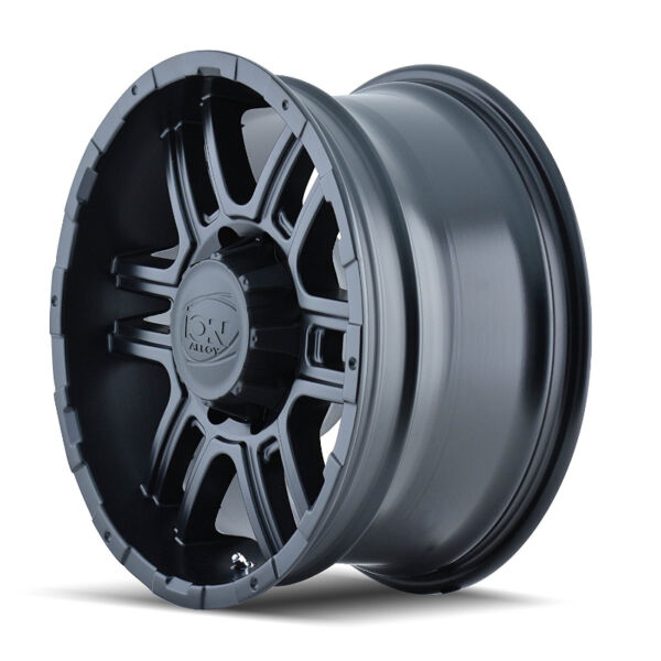 "Ion 179 Series Wheel Size: 16"" X 8"""
