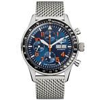 Elysee Executive I EL.80530M Blue Heren Horloge