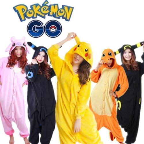 Adult Pokemon Umbreon Onesie0 Kigurumi Pyjamas Anime Costume Cosplay Book Week