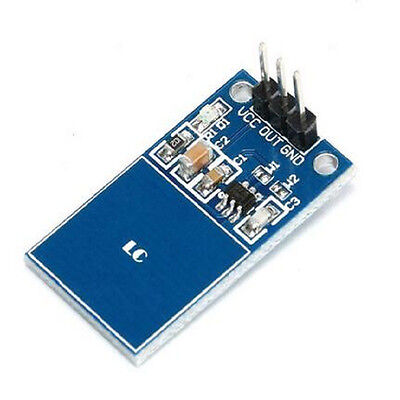 10 Pcs Ttp223 Capacitive Touch Switch Digital Touch Sensor Module For Arduino