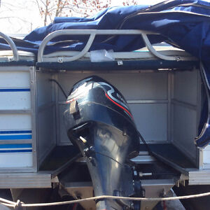 Moteur Evinrude, 4 temps electronic fuel injection, 2000, 50 HP